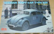 Staff Car Type VW Käfer 82E in 1/35 von Rye Field Model