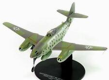 ATLAS 1/72 WWII FIGHTERS LUFTWAFFE MESSERSCHMITT ME 262 ME262 A-1A ADOLF GALLAND