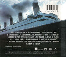 Titanic: Music from the Motion Picture Soundtrack CD ONLY . My Heart Will Go On