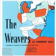 The Weavers At Carnegie Hall, CD, like new, ex music store stock