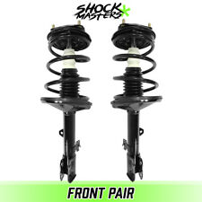Quick Complete Struts Assembly Gas Shocks 2001-2005 Toyota RAV4 FWD Front Pair