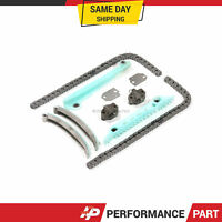Timing Chain Kit w/o Gears 2-Bolts Guide for 02-11 FORD EXPEDITION MERCURY 4.6