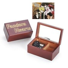 Sankyo Rectangle Engrave ( Pandora Heart) Music Box ♫ Everytime You Kissed Me