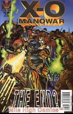 X-O MANOWAR  (1992 Series)  (VALIANT) #68 Very Fine Comics Book