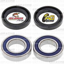 All Balls Front Wheel Bearings & Seals Kit For Honda CR 125R 2001 01 Motocross