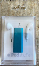 iPod Shuffle | 3rd Generation | Blue | 2gb | New | Never Opened