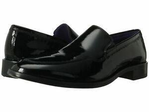 COLE HAAN Lenox Hill Patent Leather Formal Dress Shoes Mens 8.5 NEW IN BOX