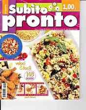 2004 06 - SUBITO PRONTO - 06 2004 - N.6 - ANNO 3 - 103 RICETTE