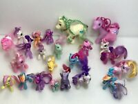 My Little Pony McDonalds Happy Meal Mixed Lot of 23 Figures Hasbro 2000's