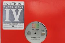 "KATE BUSH Experiment IV 12"" Single (EMI SPRO-9892, 1986 Promo) VG+ Vinyl"