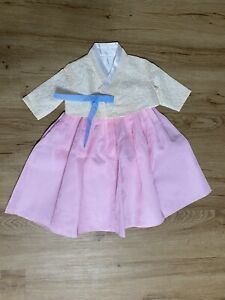 Girl 1 Year Old Korean Traditional Hanbok