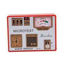 Quartz Tester Battery Tester Demagnetizer Timegrapher Watch Demagnetization