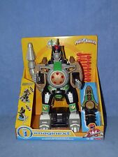 Imaginext Power Rangers Radio Control Dragonzord and Amp Green Ranger Remote