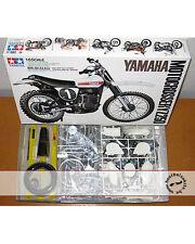 TAMIYA 1/6 BIG SCALE YAMAHA YZ250 MOTOCROSSER 16011 NEW