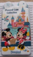 Disneyland Resort Pressed Penny Coin Collection Book Holder NEW STYLE!