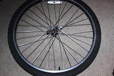 """Used MTB Front Wheel 26"""", Sunrims Rhyno Lite, Shimano HB-M510 VIAM"""