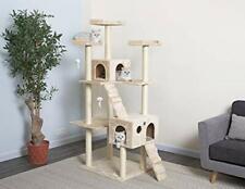 Go Pet Club Cat Tree (Beige)