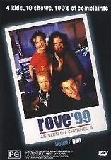 Rove - Rove'99 (DVD, 2003, 2 x DVDs Rove McManus, Peter Helliar)