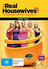 The Real Housewives Of Orange County : Season 4 : Part 2 (DVD, 2011, 2-Disc Set)