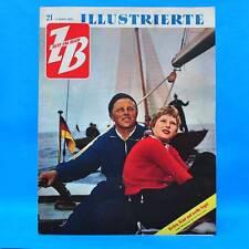 DDR Zeit im Bild ZiB NBI 21/1958 - Ostseewoche Wismar Ahlbeck DEFA Hochwasser