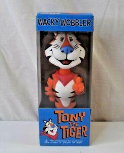 Funko Wacky Wobbler Frosted Flakes Tony The Tiger Bobble-Head Figure *New*