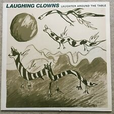 LAUGHING CLOWNS -Laughter Around The Table LP UK 1983 release