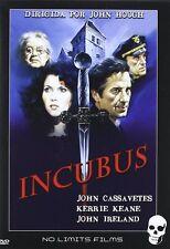 * THE INCUBUS DVD R2 JOHN CASSAVETES KERRIE KEANE IRELAND HELEN HUGHES HOUGH