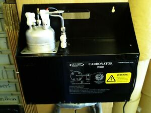 CORNELIUS 2000  COLD WATER CARBONATOR