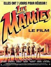 """Affiche 120 x 160 du film """"LES MAMIES"""" de Annick Lanoe ."""