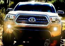 Xenon Halogen Fog Lights Kit for 2017 Toyota Tundra
