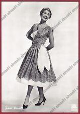 JANE POWELL 04 ATTRICE ACTRESS ACTRICE CINEMA MOVIE PEOPLE USA Cartolina FOTOGR.