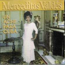 Merceditas Valdes Un Ache Para Cuba   (NO REMASTERED)   BRAND NEW -SEALED  CD