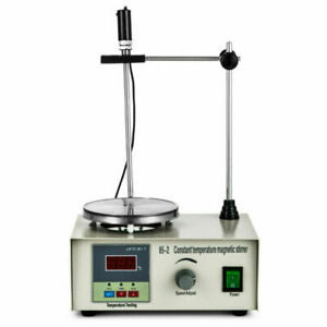 Magnetrührer Heizung Heizplatte 85-2 Magnetische Mixer Stirrer 220V Labor 1000ml