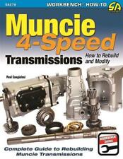Muncie 4 Speed Pontiac GTO Transmissions How to Rebuild Modify ID CASE NUMBERS