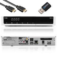 Protek 9911 LX HD E2 Linux Twin 1x DVB-S2 Sat-Receiver Open ATV weiß 9910 9770