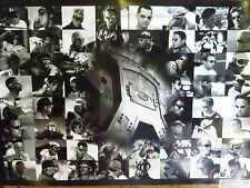 "Oakley Sunglasses Athlete Poster 1998 27"" x 40"""