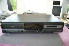 Vintage Hitachi CD and Mini disc player RMD100 working.