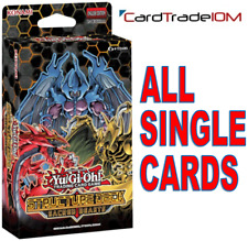 Yu-Gi-Oh! - SACRED BEAST STRUCTURE DECK - SABE - CHOOSE YOUR CARDS - 1ed ENG