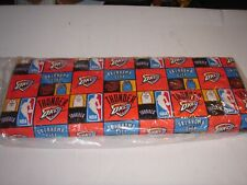 Roll 15Y x45in  Camelot Fabrics NBA Oklahoma City Thunder 83OKC0001B 100% Cotton