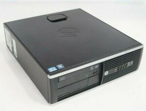 HP Compaq 8300 Elite SFF Intel i7-3770 3.4GHz 8GB 1TB HDD WIN7COA Fair No OS