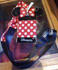 Disneyland Paris LANIERE / LANYARD MINNIE