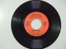 Kraftwerk – Radioactivity - Disco Vinile 45 Giri ITALIA 1976 (No Cover)