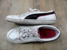 PUMA schöne Sneakers AVILA LOW  weiß Gr. 40,5 TOP SNC1117