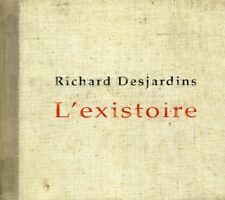 Richard Desjardins - L'existoire [New CD] Canada - Import