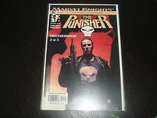 THE PUNISHER #21 Garth Ennis Marvel Kinghts Comics - NM 2003