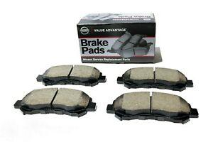 NEW OEM GENUINE Nissan Rogue Sentra Front Brake Pad Kit DA06M-JE00PNW