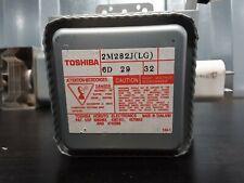 Genuine Toshiba Microwave Magnetron 2M282J (LG) 6D 29 32