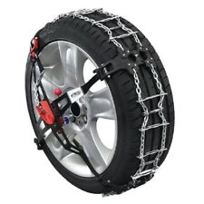 NEW HEAVY DTY Truck Tire V-BAR  Snow Chains P225//60R18 P235//60R18 P245//60R18 9