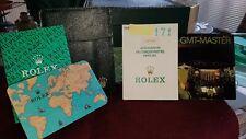 Scatola rolex E Garanzia Ref.16700 full set