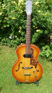 Beautiful Godin 5th Avenue Kingpin P90 Cognac Burst Guitar and free Hard Case